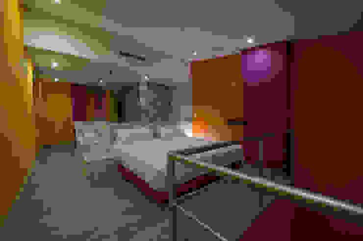 Hotel Montreal Dormitorios modernos de DIN Interiorismo Moderno