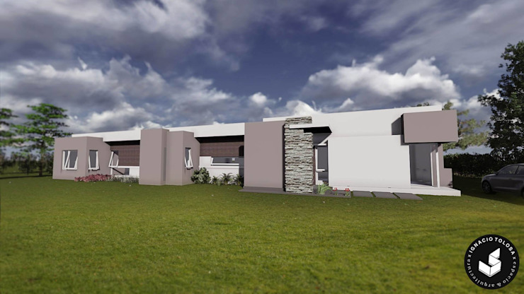 Modern Houses by Ignacio Tolosa Arquitectura Modern