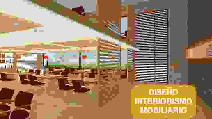 Espacios de oficina y trabajo Bogota de Arquitectura Modular Residencial Comercial Interiorismo Ecléctico