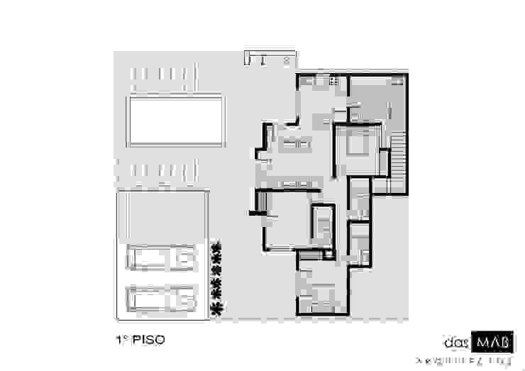 [Casa Zarigüeya] de DAS MAB Rústico