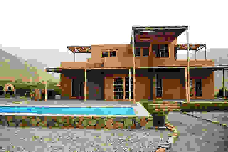 [Casa Zarigüeya] Casas rústicas de DAS MAB Rústico
