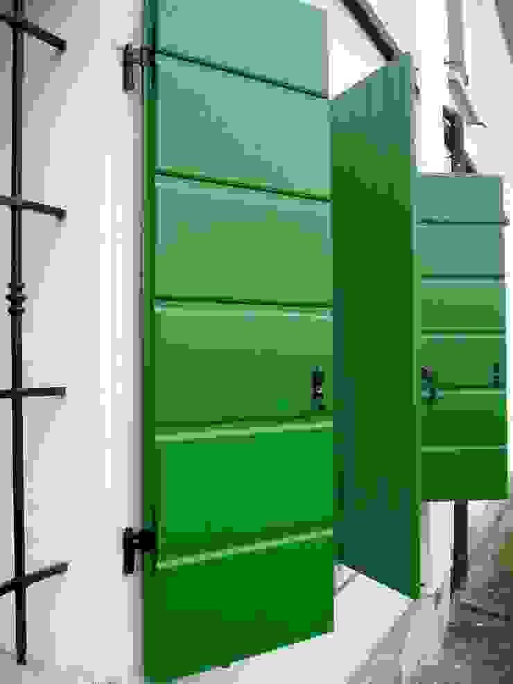 Contesini Studio & Bottega Classic windows & doors Wood Green