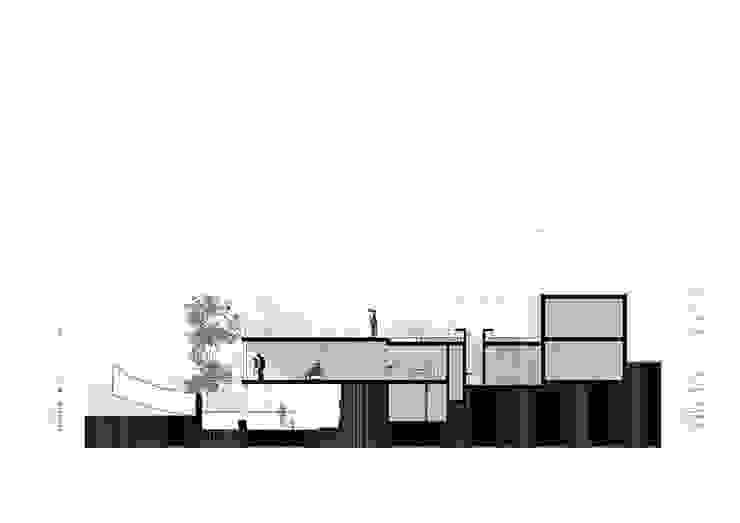 modern  by NIKOLAS BRICEÑO arquitecto, Modern
