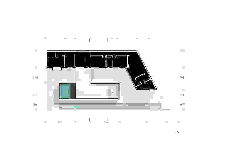 CASA RODEADA de NIKOLAS BRICEÑO arquitecto Moderno