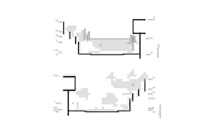 в современный. Автор – NIKOLAS BRICEÑO arquitecto, Модерн
