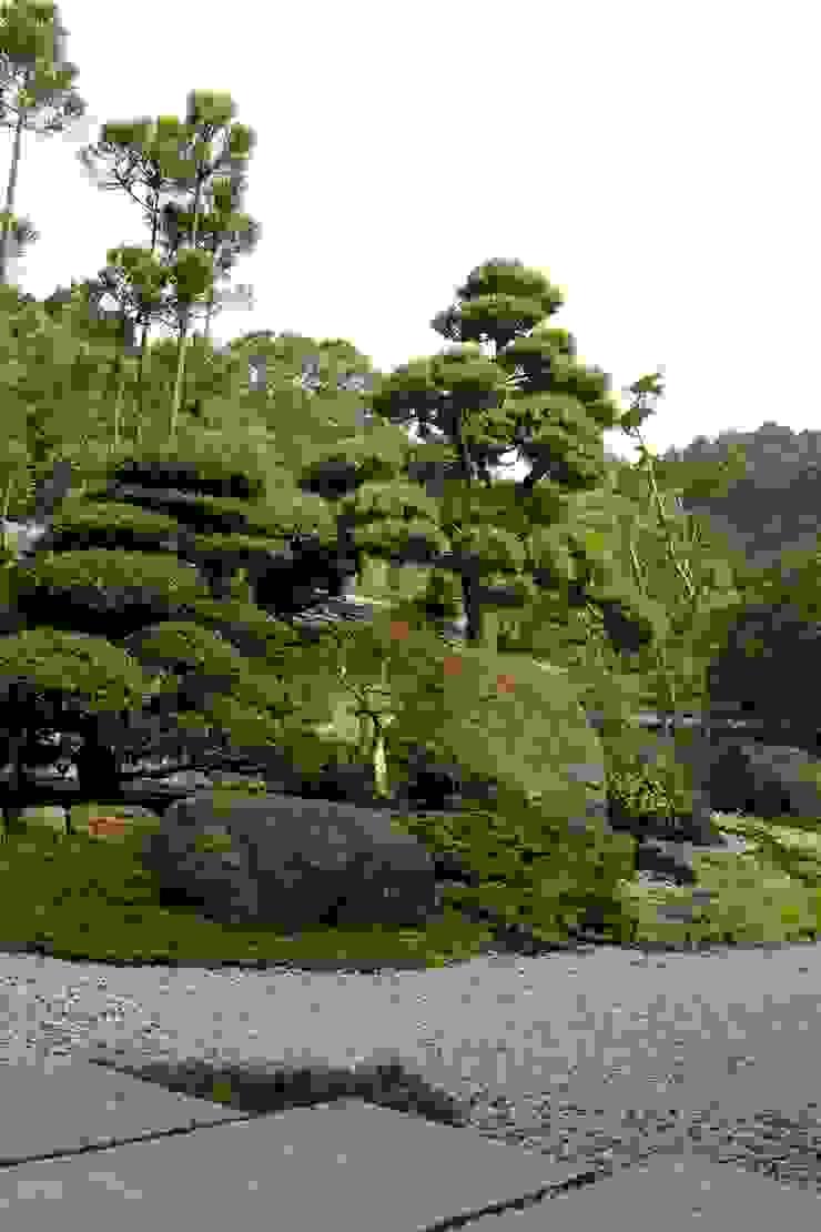 Asian style garden by 杉田造園 株式会社 Asian Stone