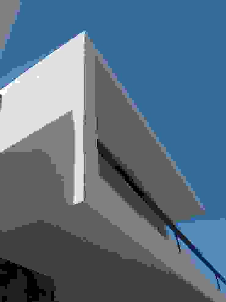 Casas de estilo moderno de Estudio Arquitectura Agustín Duarte Moderno