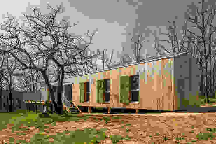 現代房屋設計點子、靈感 & 圖片 根據 Isabelle Paoli 現代風