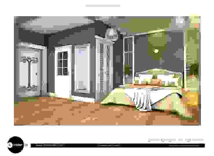 İzmir Alaçatı Butik Otel Oda Tasarımı İç Mimarist
