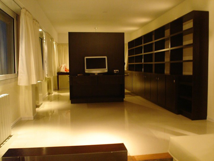 ArqmdP - Arquitectura + Diseño Modern living room
