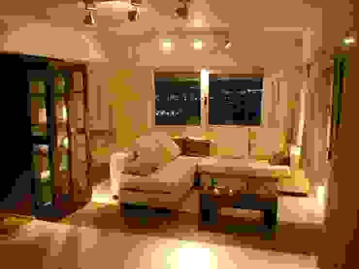 ArqmdP - Arquitectura + Diseño Scandinavian style living room