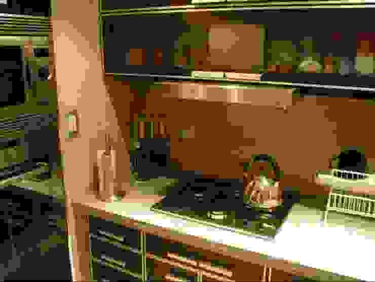 Remodelación Departamento en Cabo Corrientes Cocinas modernas: Ideas, imágenes y decoración de ArqmdP - Arquitectura + Diseño Moderno