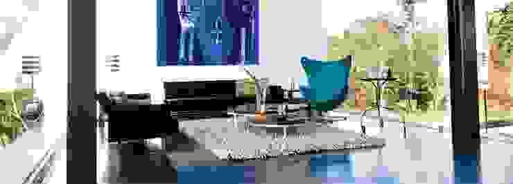 Modern living room by Grupo EDFAN Modern