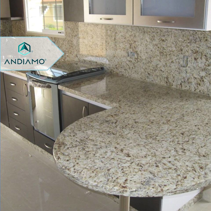 Kitchen by ANDIAMO (INVERSORA L&R), Modern