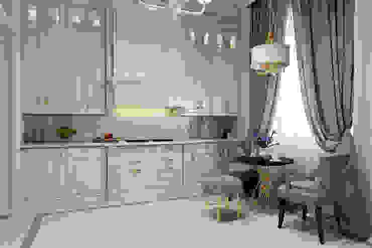 Кашино Кухня в классическом стиле от Александра Клямурис Классический