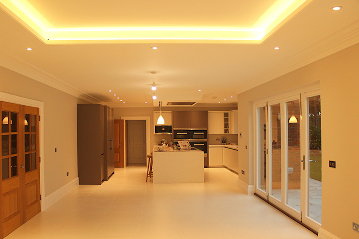 Kitchen من Flairlight Designs Ltd حداثي
