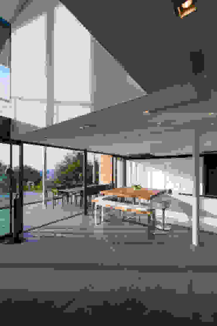 Moderne Wohnzimmer von didier becchetti architectes Modern