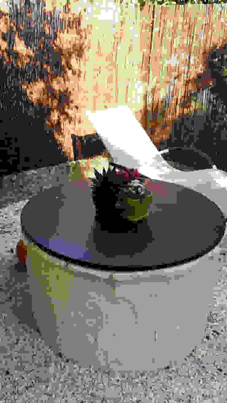 Сад в азиатском стиле от Le Jardin Qui Bouge Азиатский