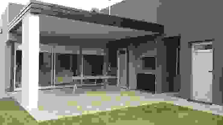 Vivienda RC Casas modernas: Ideas, imágenes y decoración de Marina Alvear Arquitecta Moderno