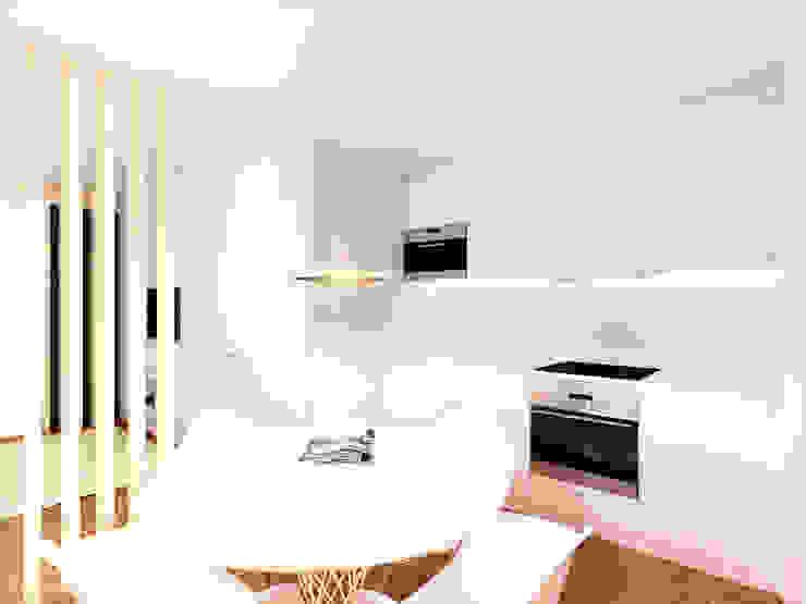 Cozinha Cozinhas modernas por Arq. Duarte Carvalho Moderno