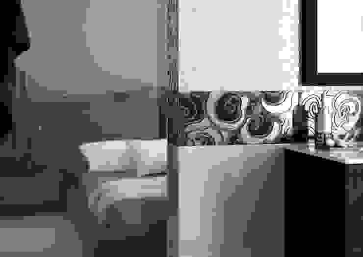 Nero Seta Dormitorios modernos: Ideas, imágenes y decoración de Lateral3D Moderno