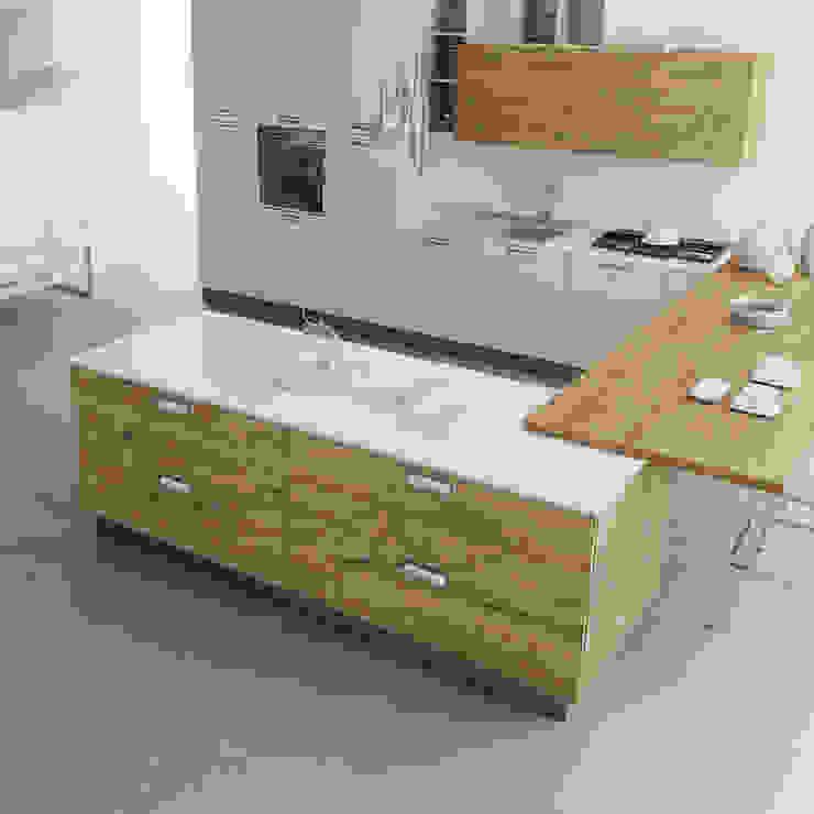 Modello Smart Cocinas modernas de DIEMME CUCINE S.r.l. Moderno