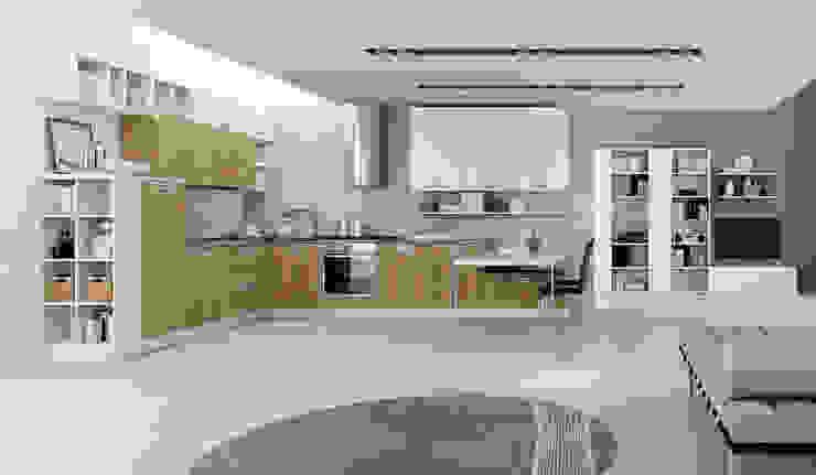 Modello Smart DIEMME CUCINE S.r.l. Cucina moderna