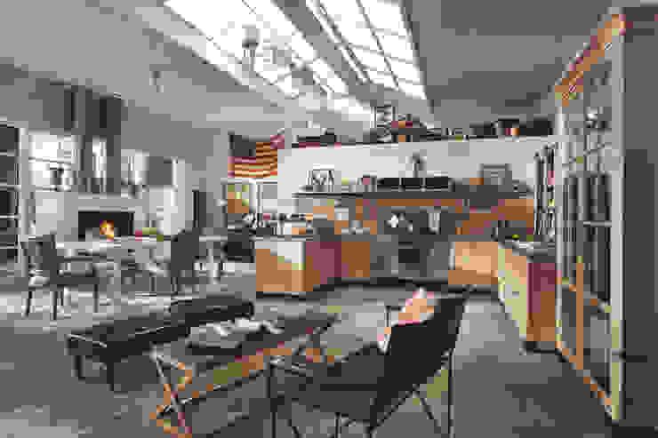 Realizzazioni Cuisine moderne par MARCHI CUCINE Moderne