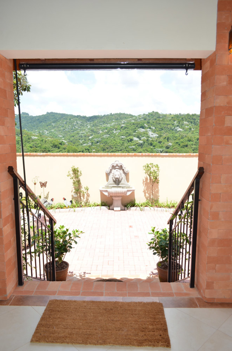 Projeto Modern Garden by info9113 Modern