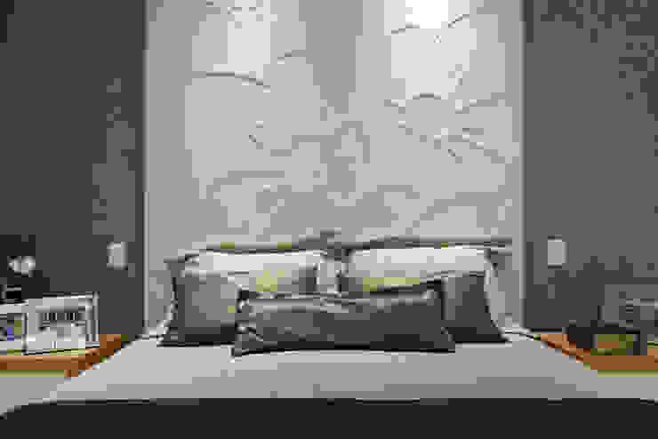 Projeto Modern Bedroom by info9113 Modern