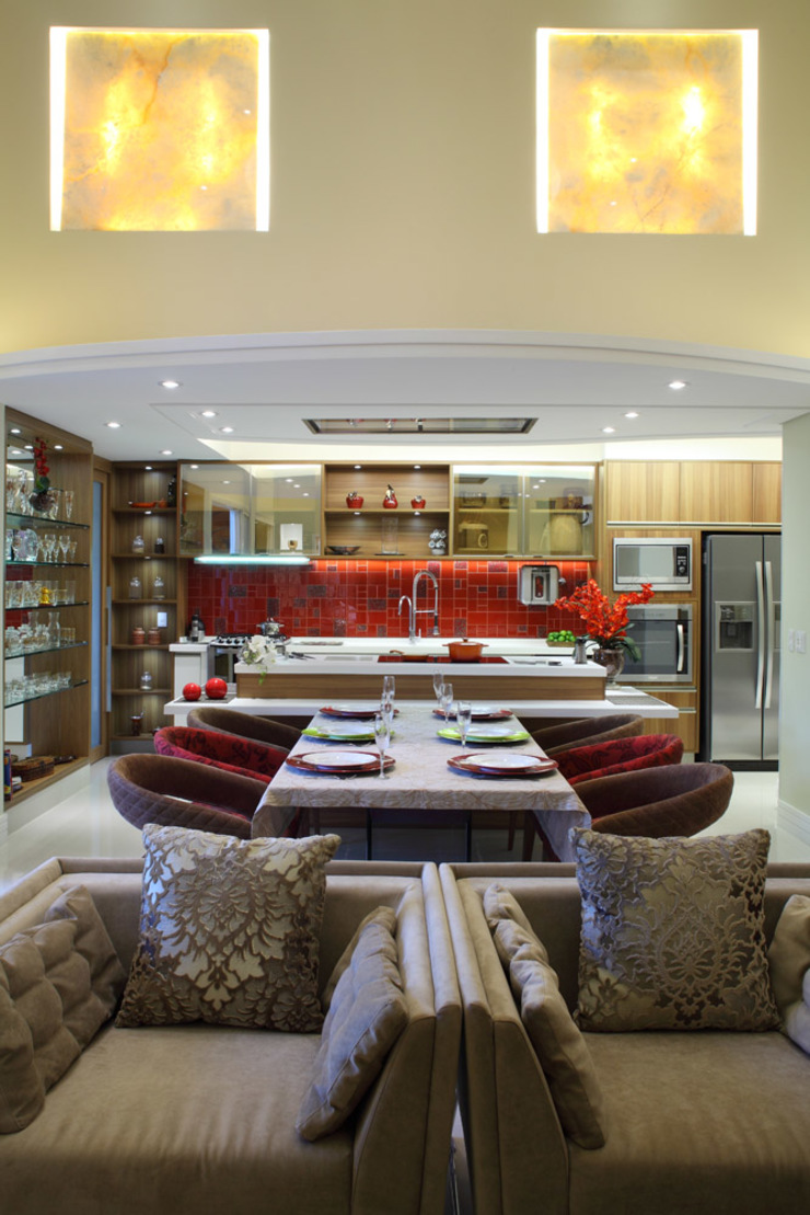 Projeto info9113 Ruang Makan Modern