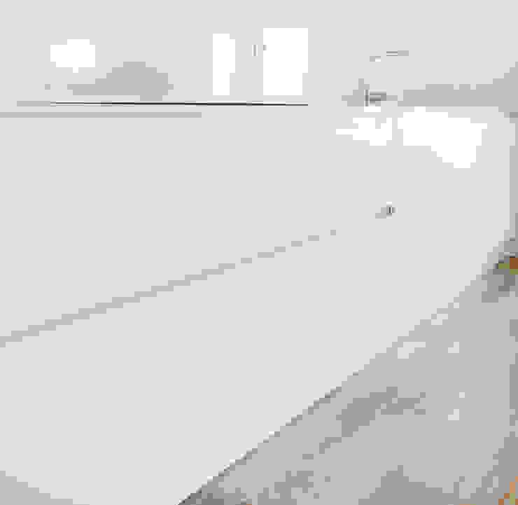 Minimalistische Küchen von acertus Minimalistisch Holz Holznachbildung