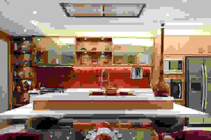 Projeto Modern dining room by info9113 Modern