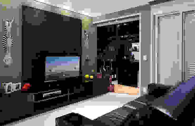 Projeto info9113 Ruang Keluarga Modern