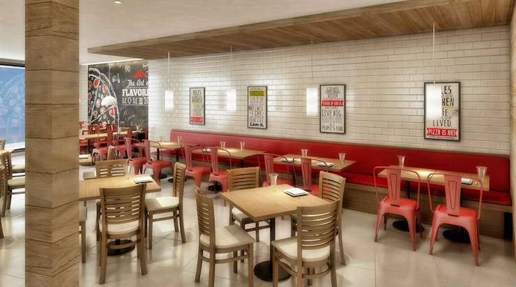 Pizza Hut by info9113 Modern