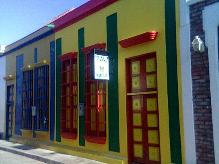 Sede Grupo de Teatro Mampara de Dogma Arquitectura Colonial
