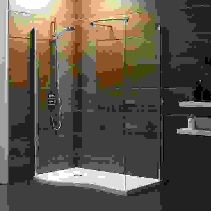Gold Yapi Banyo GOLD YAPI DEKORASYON - İÇ MİMARLIK TASARIM VE PROJE Modern Banyo