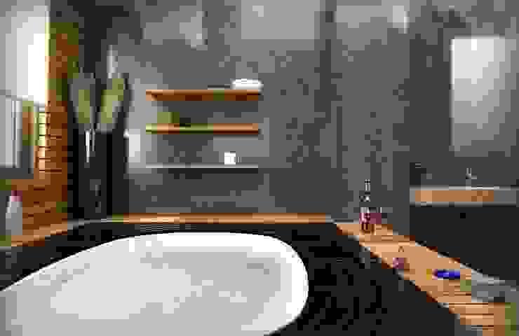 Gold Yapi Banyo Modern Banyo GOLD YAPI DEKORASYON - İÇ MİMARLIK TASARIM VE PROJE Modern