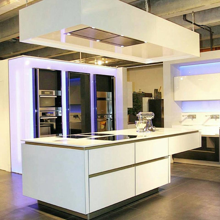 Ejemplos Cocinas modernas de Lamejordecoracion Moderno