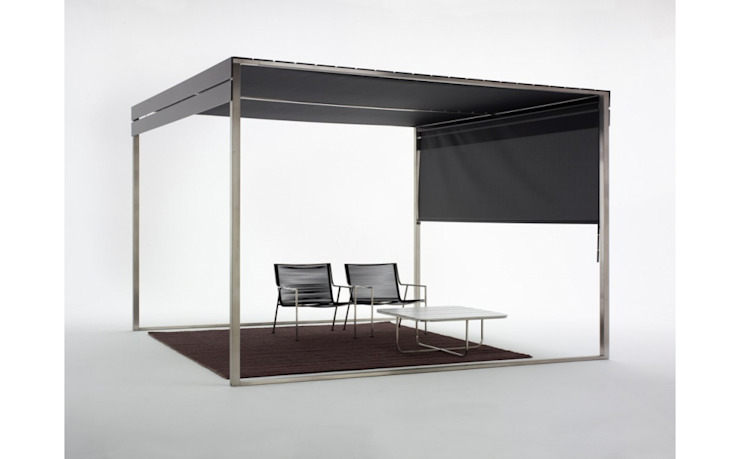 PÉRGOLA de PATTIO Premium Outdoors Moderno