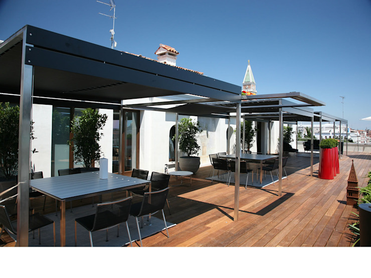 PATTIO Premium Outdoors Balconies, verandas & terraces Furniture