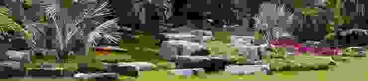 Exemples de réalisations mattera-jardin0 Jardin moderne