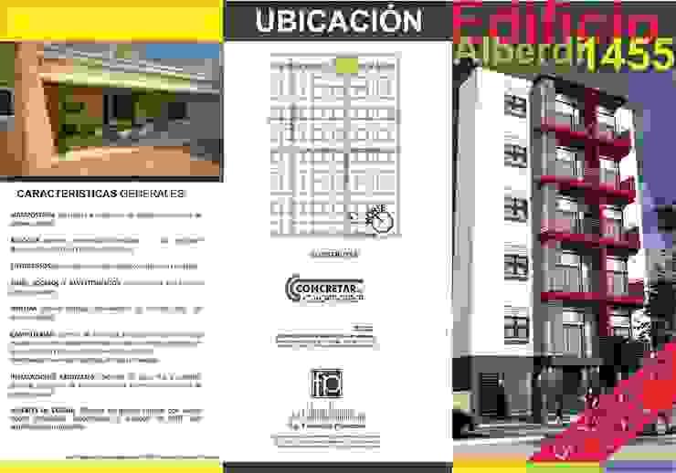 EDIFICIO ALBERDI 1455 de CONCRETAR - Estudio de Arquitectura -