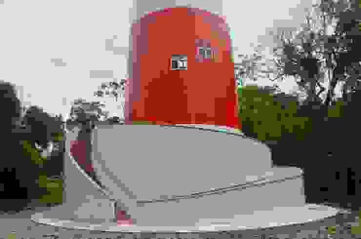 Faro naval en Isla Palma de Constructora Acuario Ltda. Clásico