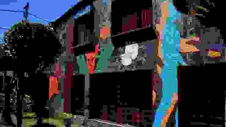 Mural Casas modernas de MUTA BOR studio Moderno