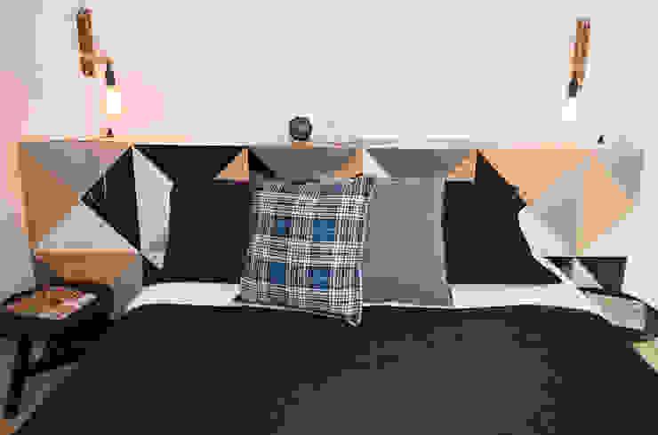 Modern style bedroom by Germán Velasco Arquitectos Modern