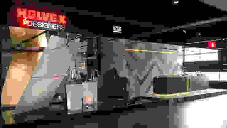 Oficinas de estilo moderno de Germán Velasco Arquitectos Moderno
