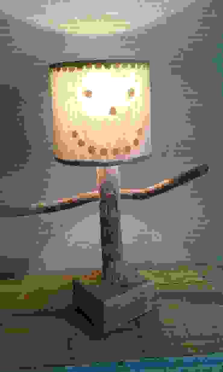 Créations En Bois Flotté lampe en bois flottéamour de palette création | homify