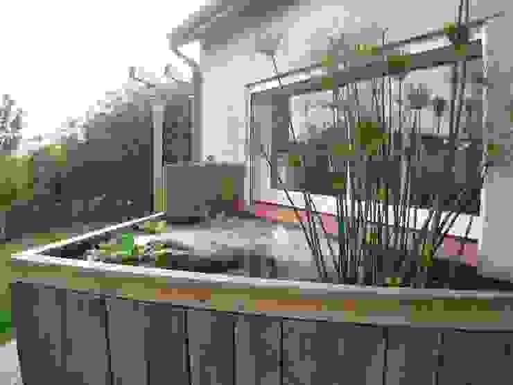 exemples de realisations KAEL Createur de jardins Jardin moderne