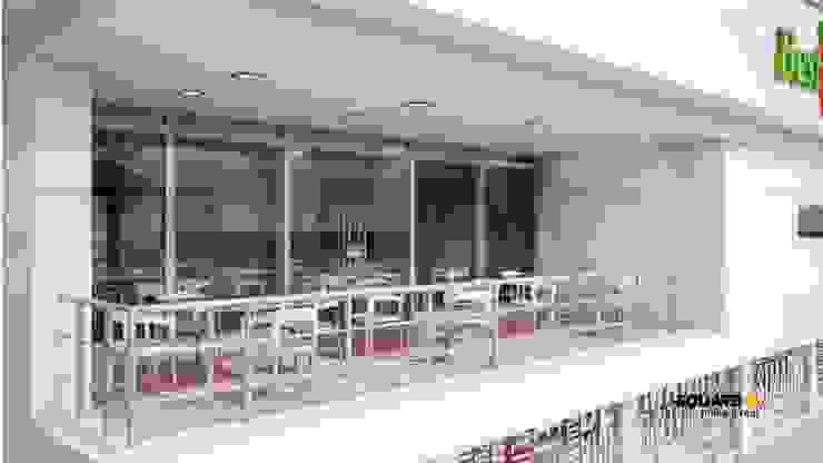 Diseño de Interiores para BESTMARKET de SQUARE